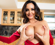 Mom's Christmas Stuffing - Ava Addams - 1