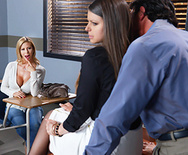 Nailing Ms. Chase: Part Two - Alexis Fawx - Brooklyn Chase - 1