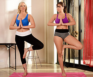 Yoga Freaks: Episode Two - Julia Ann - Cassidy Banks - 1