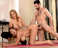 Yoga Freaks: Episode Two - Cassidy Banks - Julia Ann - 4