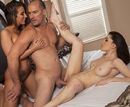 Three's Cum-pany - Layla London - Raylin Ann - 2