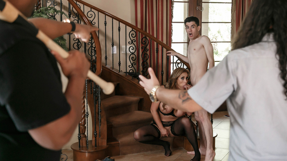 There Goes The Neighborhood Scoundrel – Eva Notty & Jordi El Niño Polla