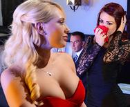 Investigadora Privada Porno: Primera Parte - Kagney Linn Karter - Monique Alexander - 1